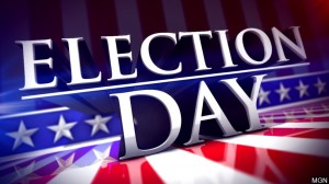 General Election Day!!