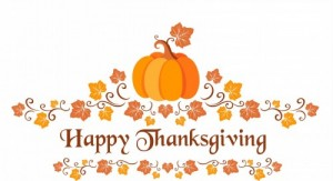 County Offices will be closed Thursday and Friday for the Thanksgiving holiday.